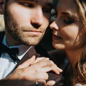 Sesja poślubna w oranżerii 41