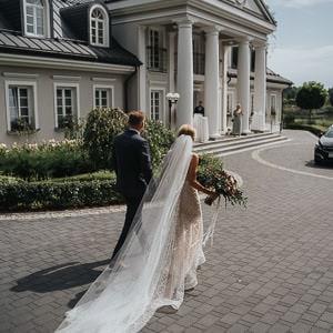 Sesja poślubna w oranżerii 44
