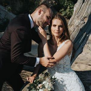 Sesja poślubna w oranżerii 39