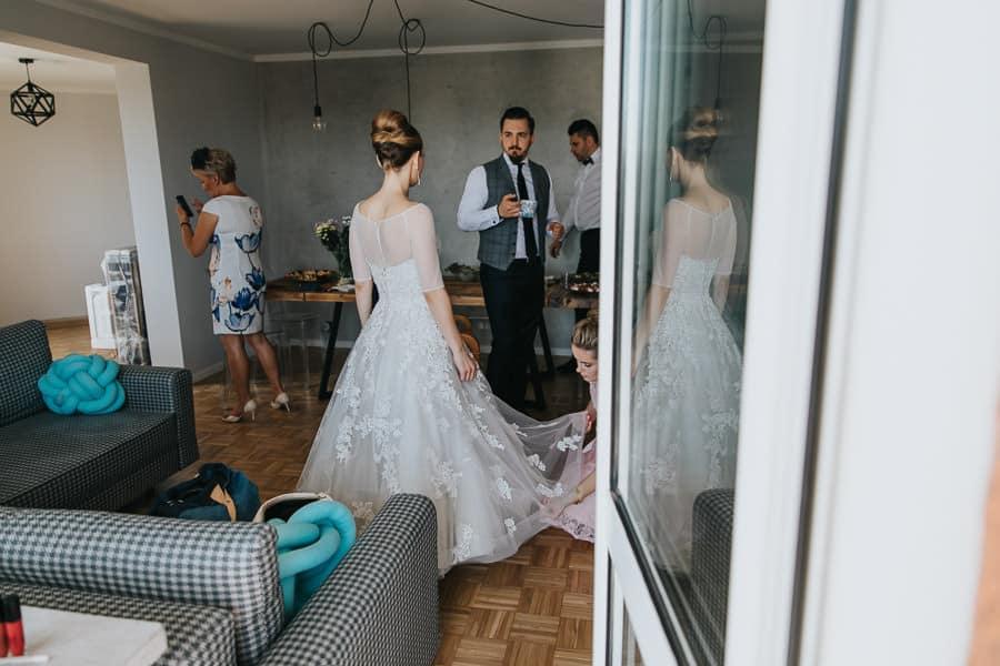pałac czosnowskich opypy, wesele w pałacu czosnowskich, ślub w stylu śniadanie u Tiffaniego,