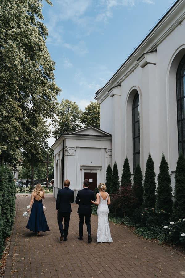 wesele w hotelu mansor, sala glamour, sala weselna ząbki, Kościół Rzymskokatolicki pw. św. Rodziny