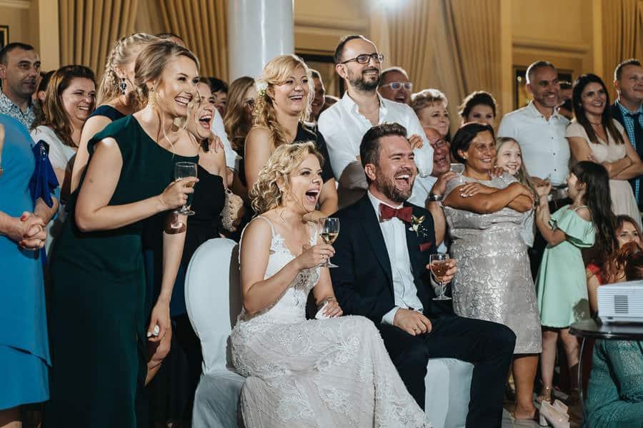wesele w hotelu mansor, sala glamour, sala weselna ząbki