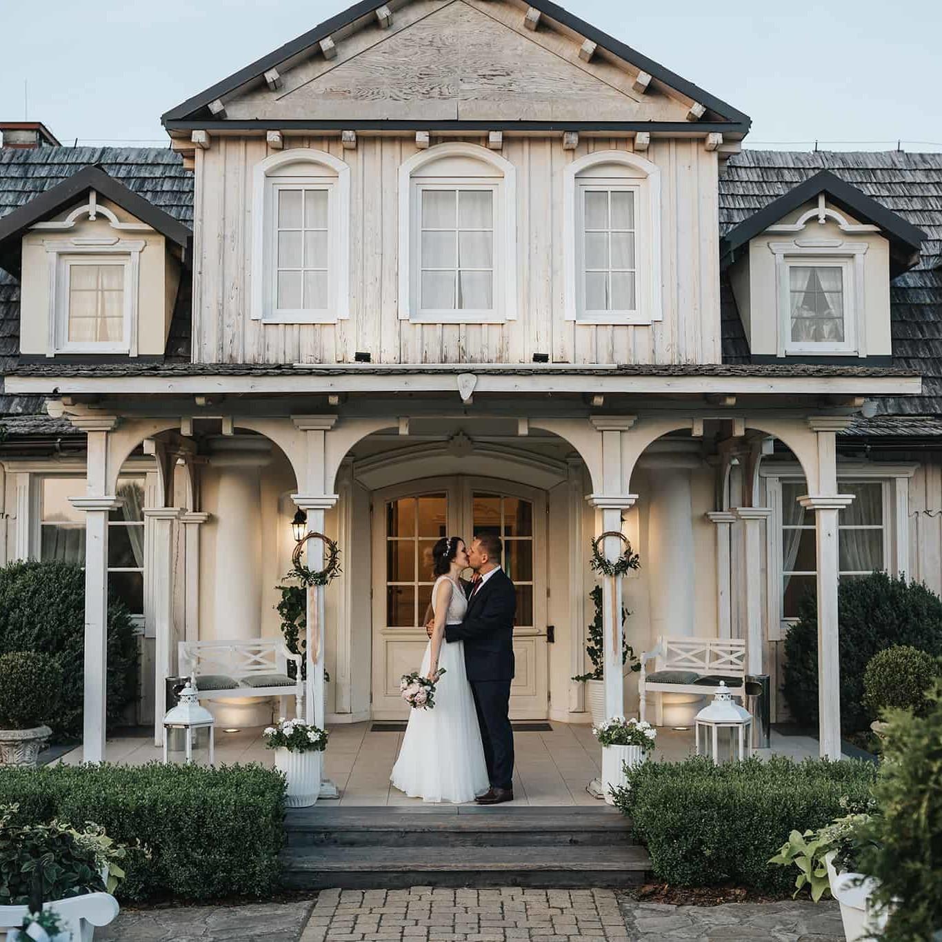 rustykalne wesele w dworku na wodoktach, dworek wodokty przyjecie weselne