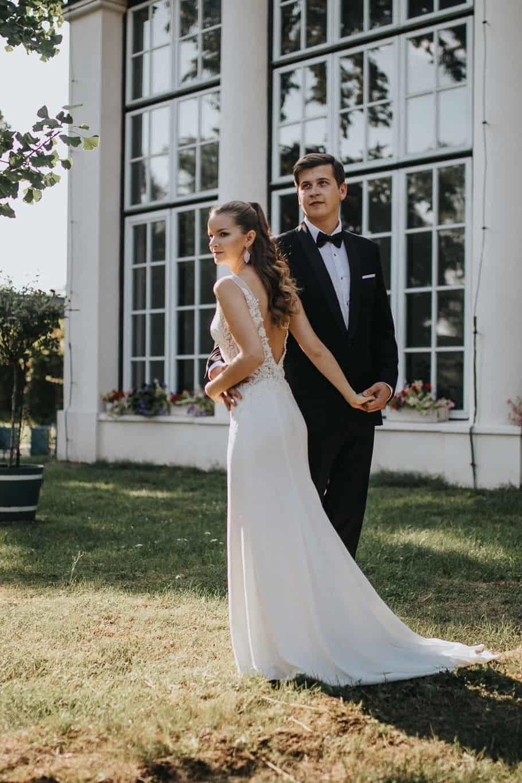 Sesja ślubna w stylu modern glam 7