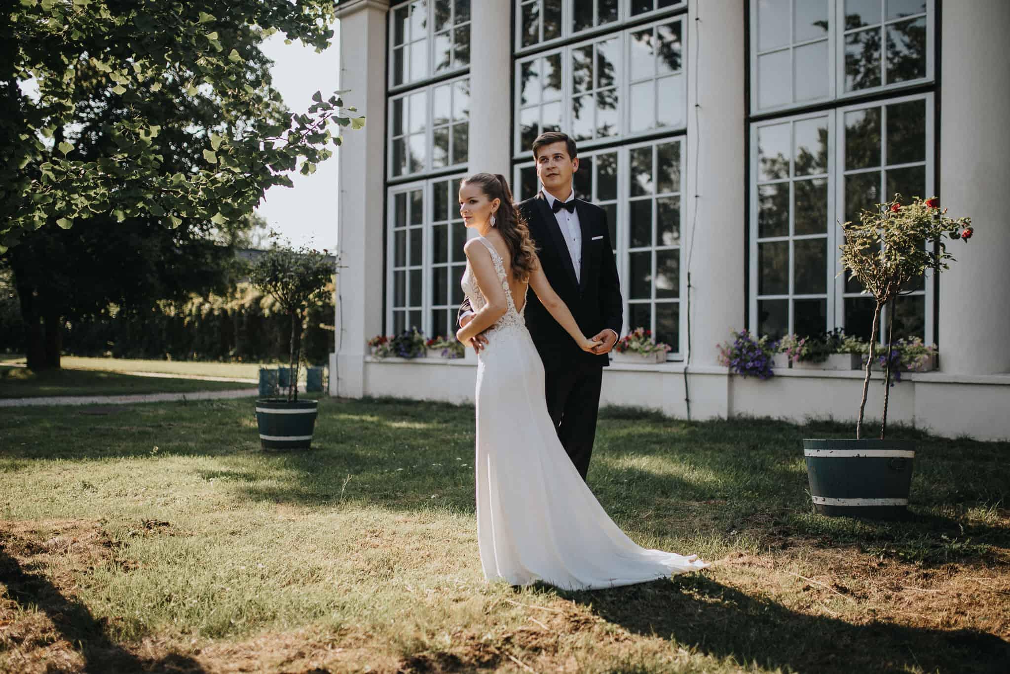 Sesja ślubna w stylu modern glam 1