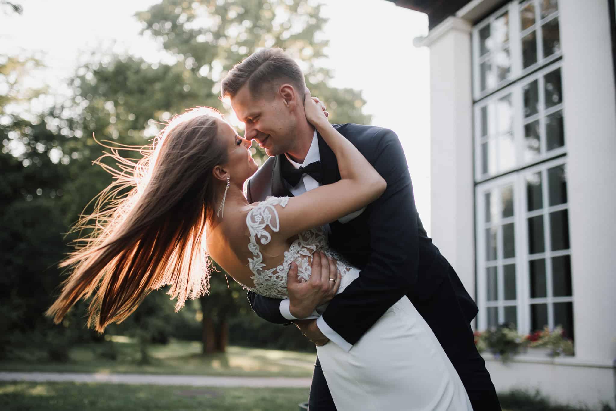 Poślubna sesja plenerowa 14
