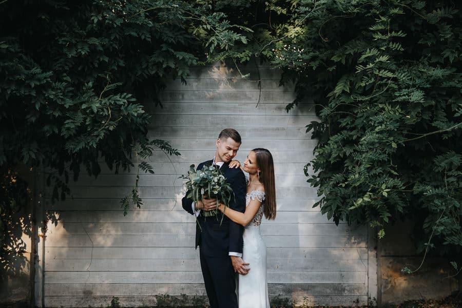 Poślubna sesja plenerowa 2