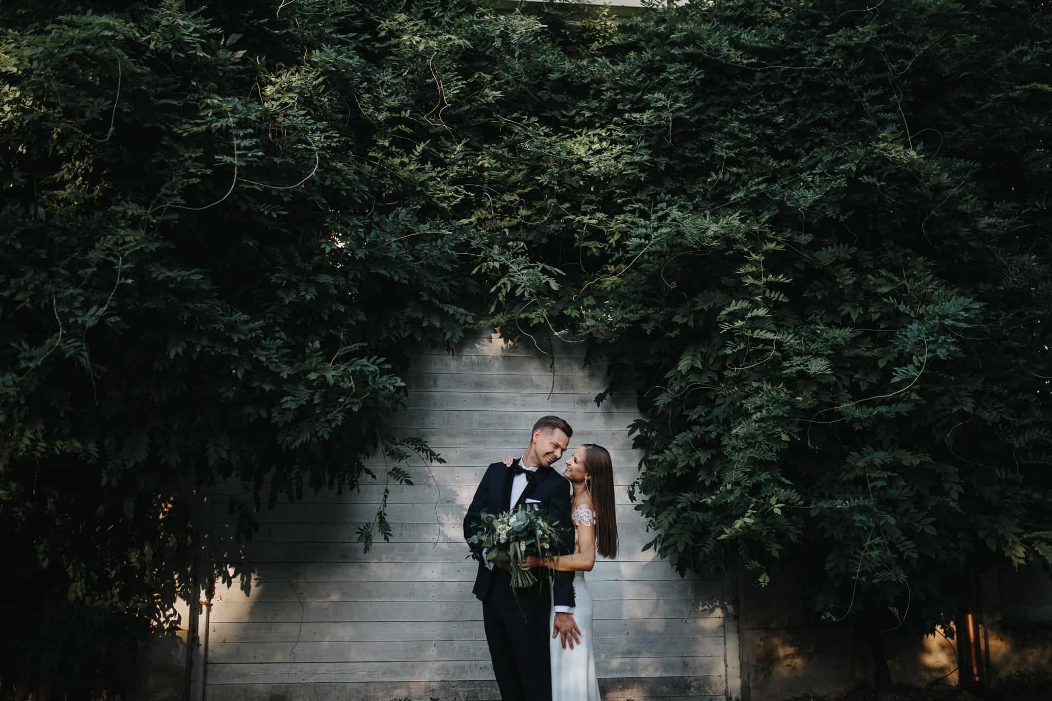 Poślubna sesja plenerowa 1