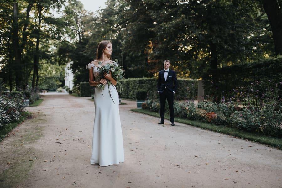 Poślubna sesja plenerowa 5