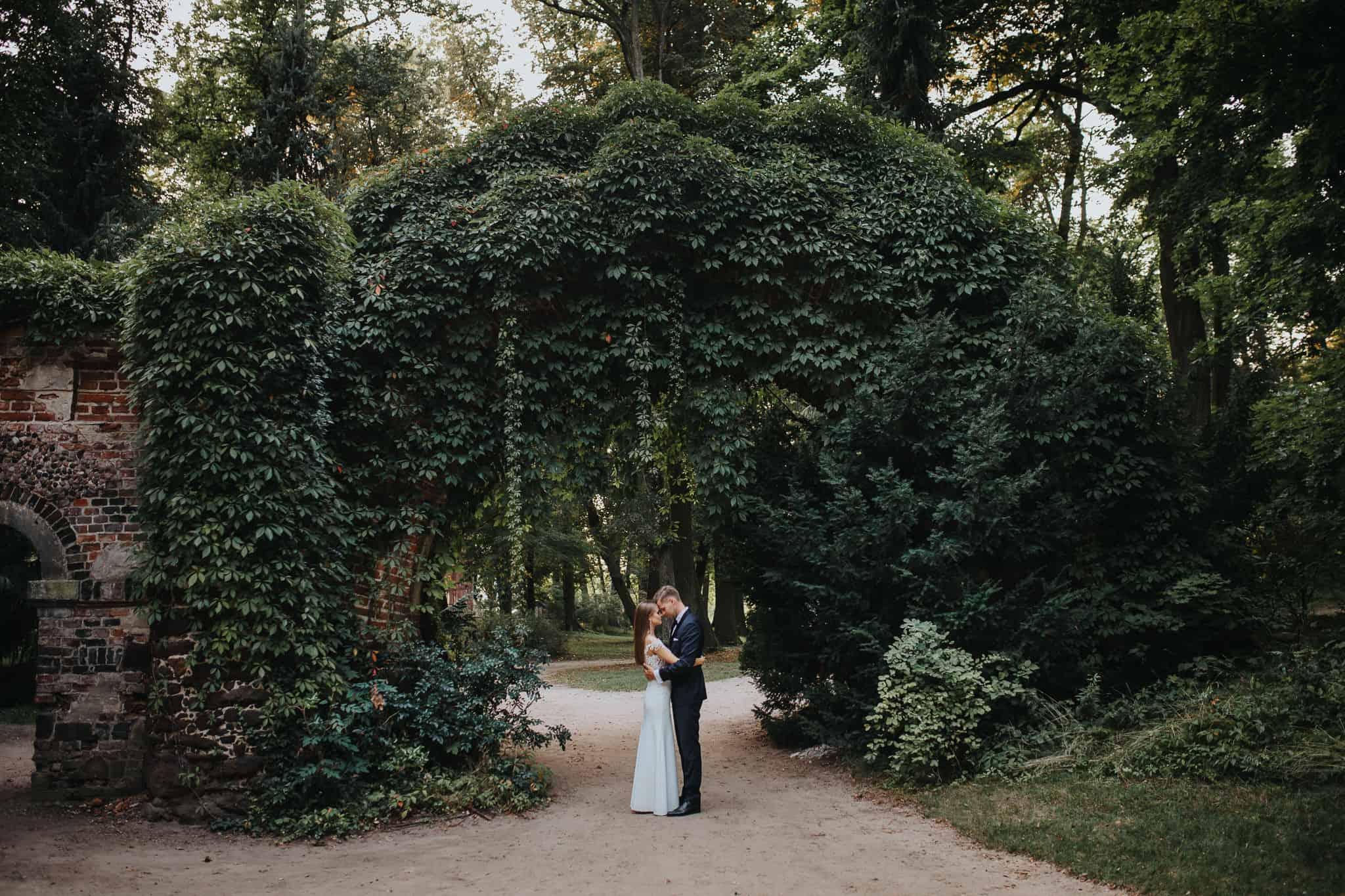 Poślubna sesja plenerowa 19