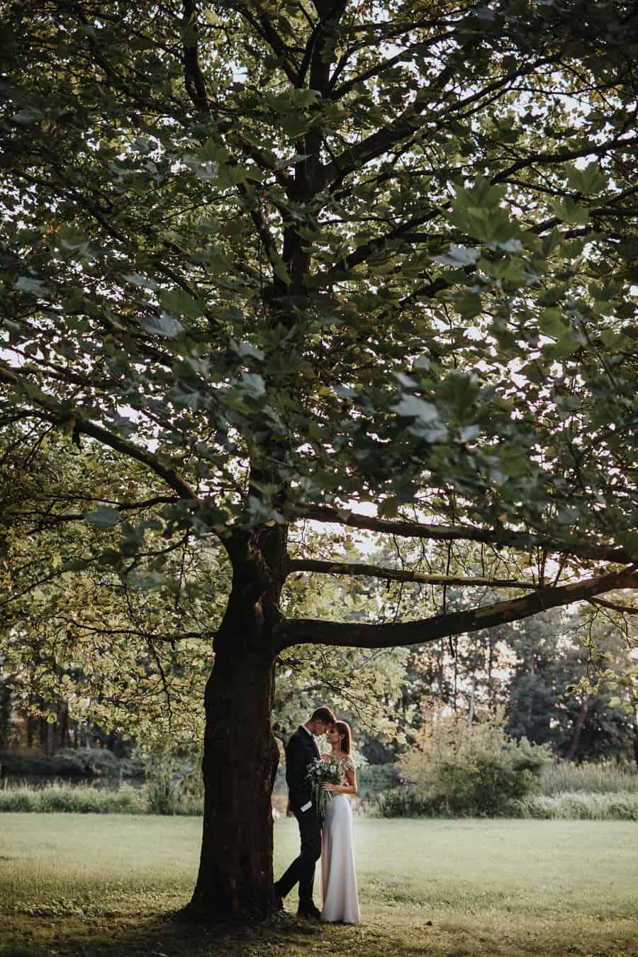 Poślubna sesja plenerowa 21