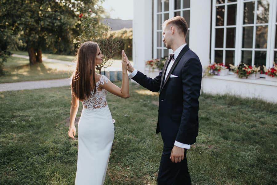 Poślubna sesja plenerowa 13