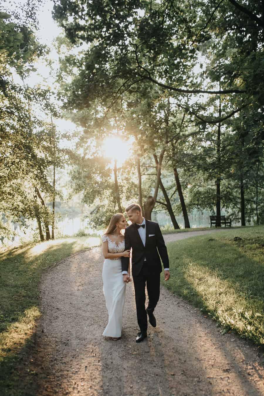 Poślubna sesja plenerowa 16