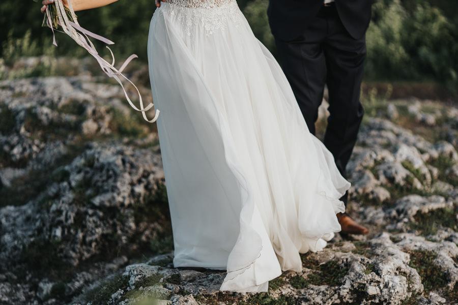 Sesja ślubna na górze Zborów 18