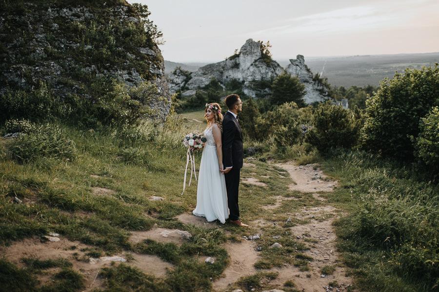 Sesja ślubna na górze Zborów 21
