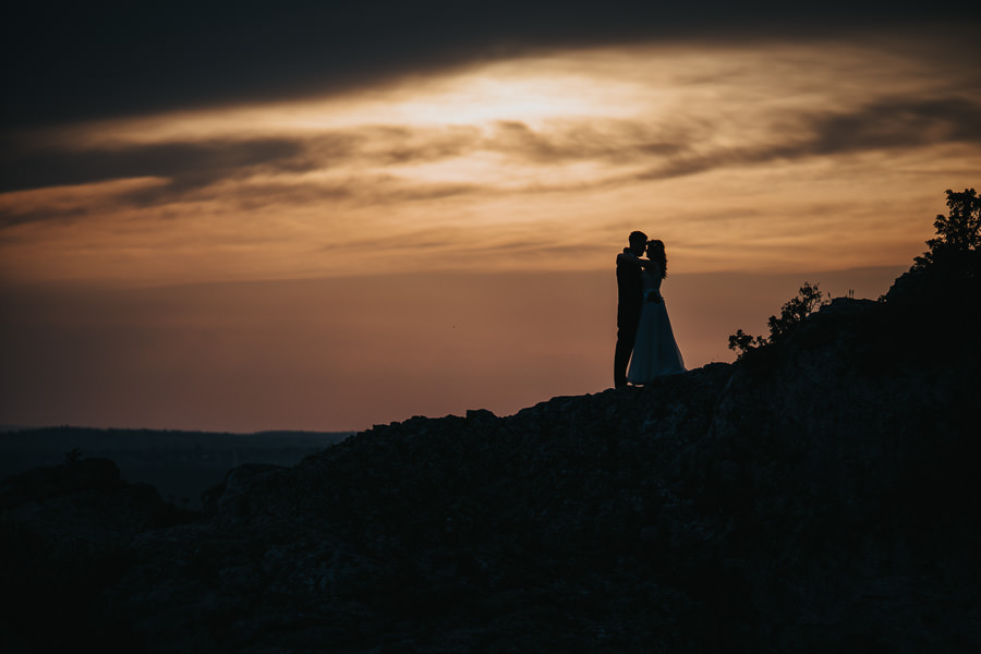 Sesja ślubna na górze Zborów 25