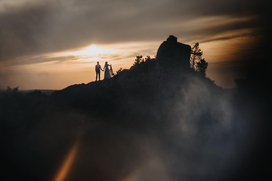 Sesja ślubna na górze Zborów 24