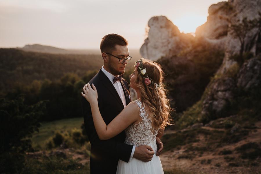 Sesja ślubna na górze Zborów 27