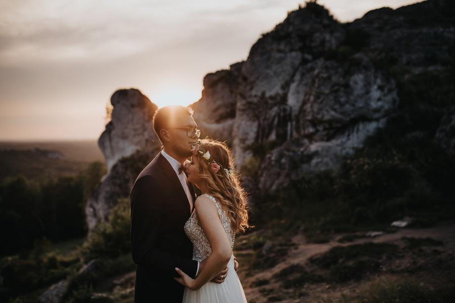 Sesja ślubna na górze Zborów 28