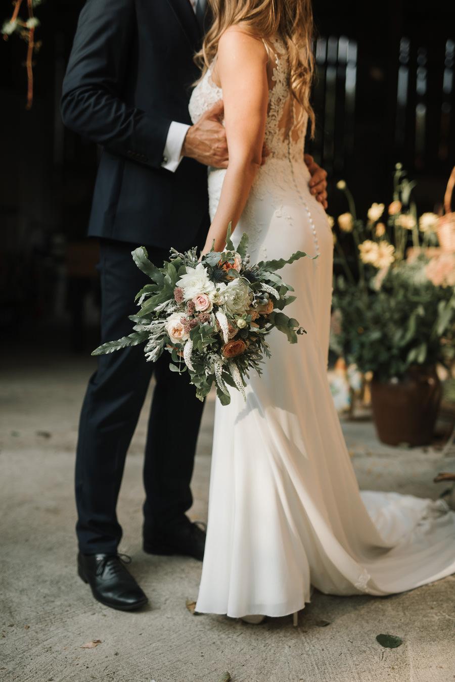 Sesja ślubna w stodole i szklarni 225