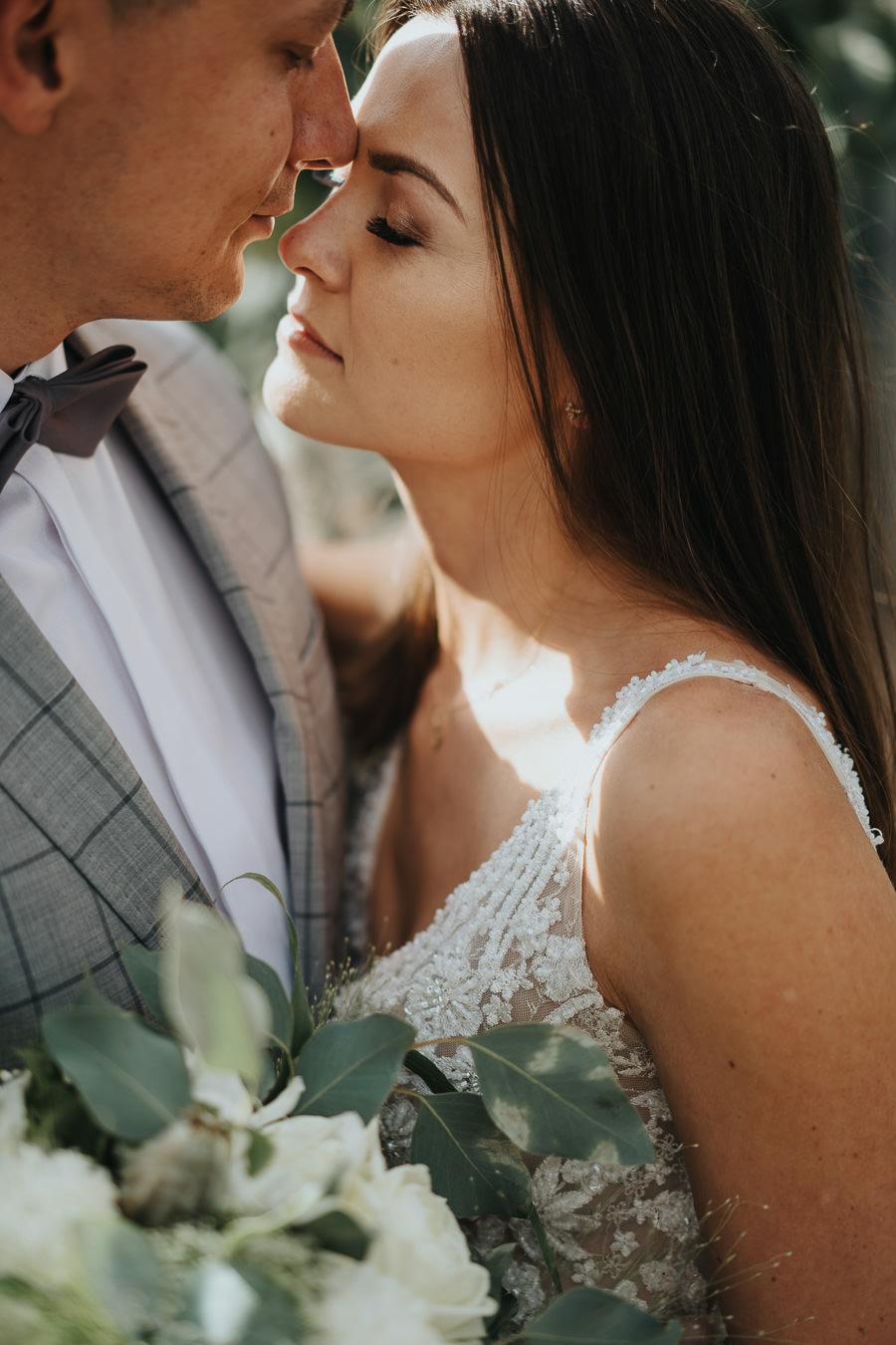 Sesja poślubna w oranżerii 9