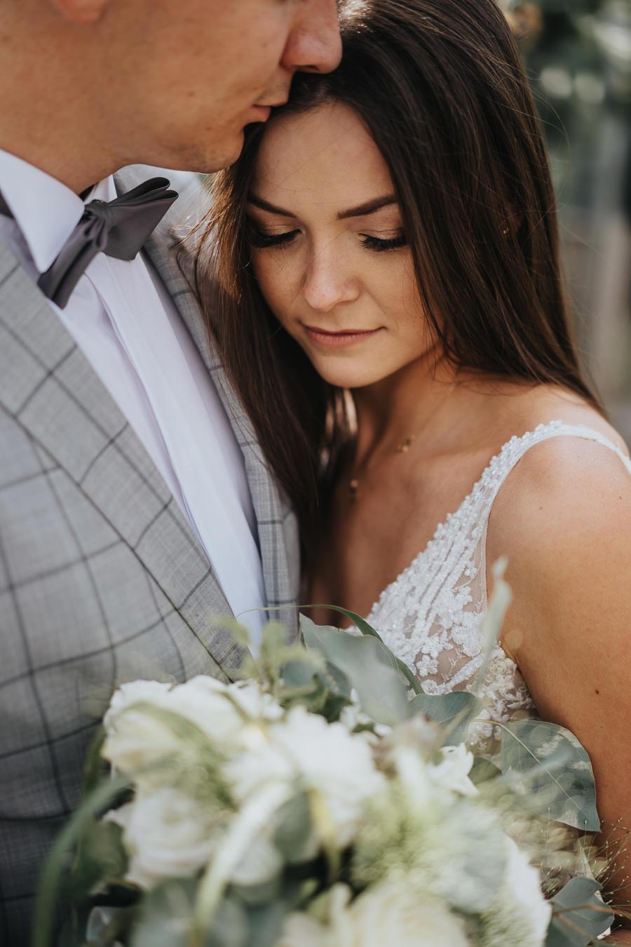 Sesja poślubna w oranżerii 10