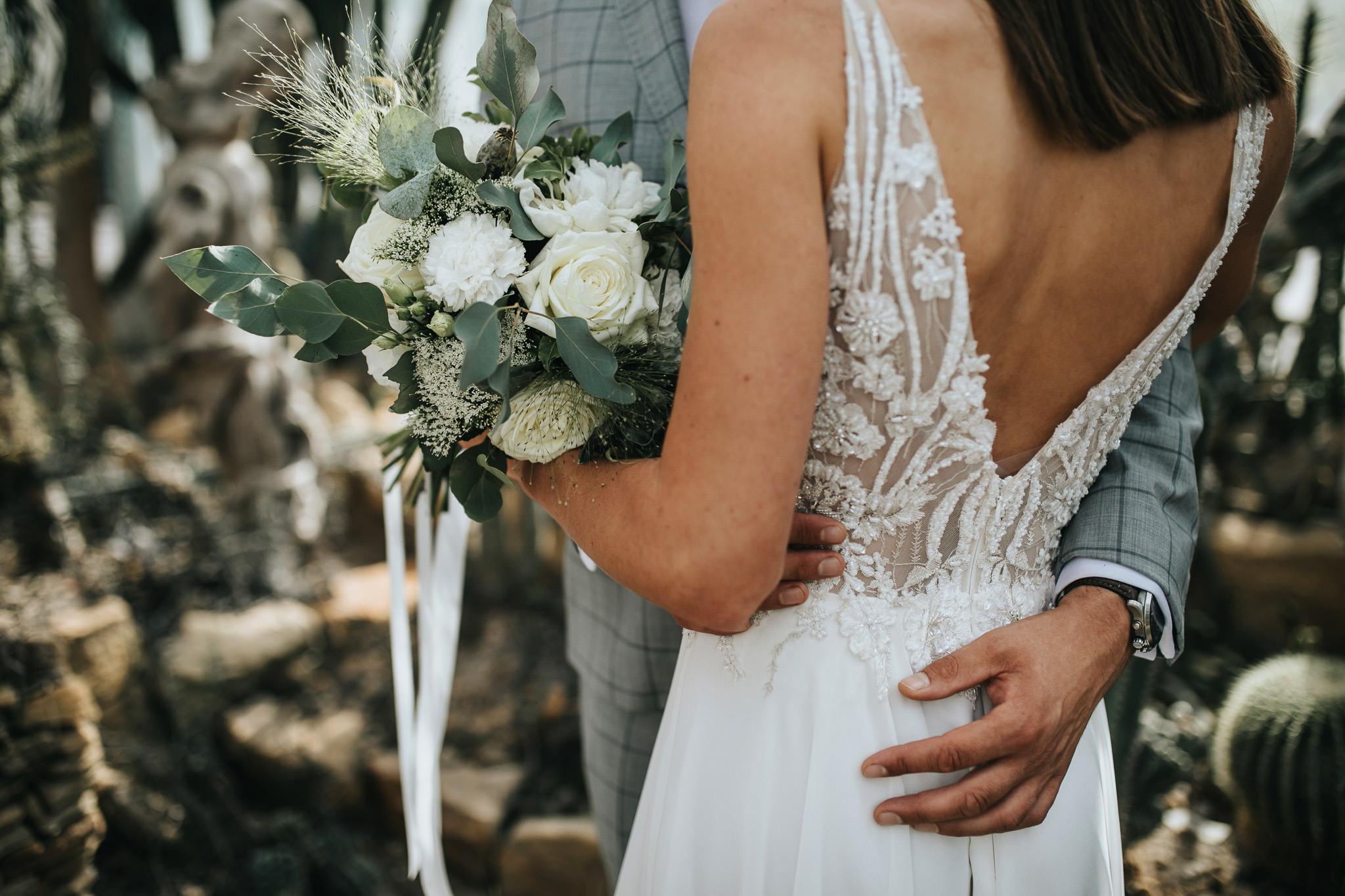 Sesja poślubna w oranżerii 13