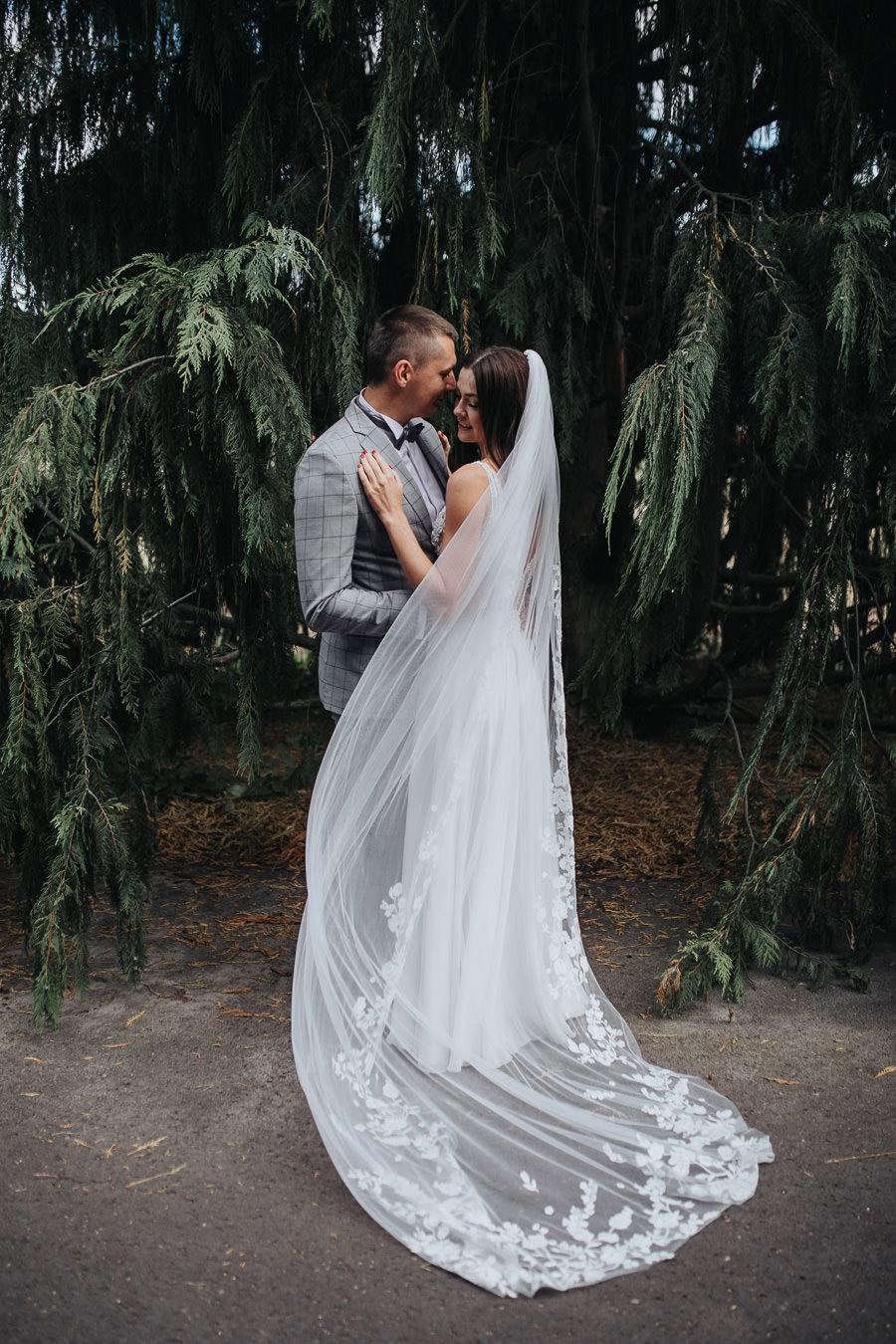 Sesja poślubna w oranżerii 33