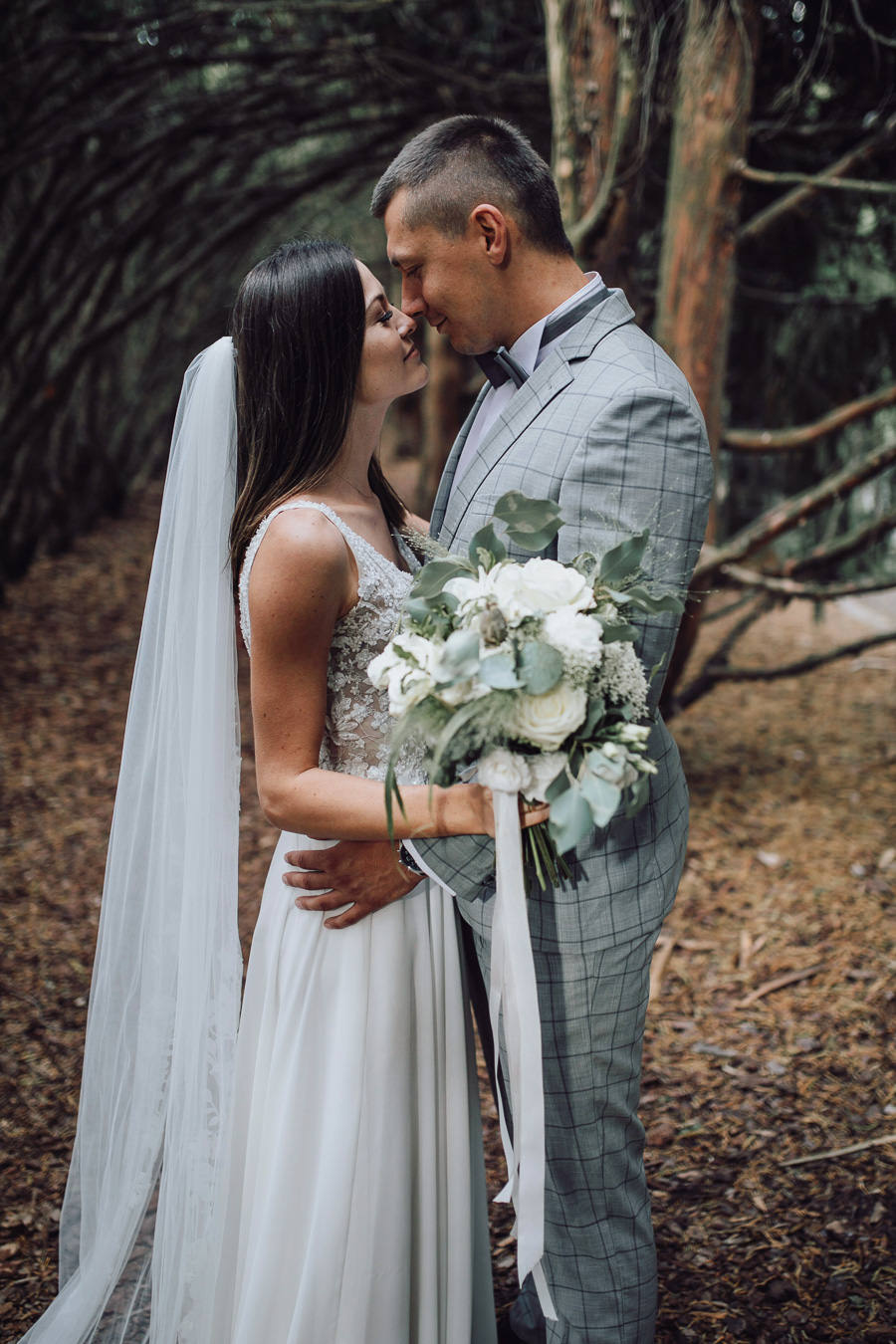 Sesja poślubna w oranżerii 31