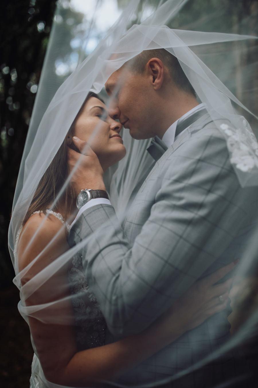 Sesja poślubna w oranżerii 34